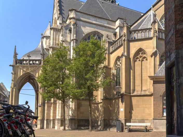 Doorkijkje Stevenskerk Nijmegen