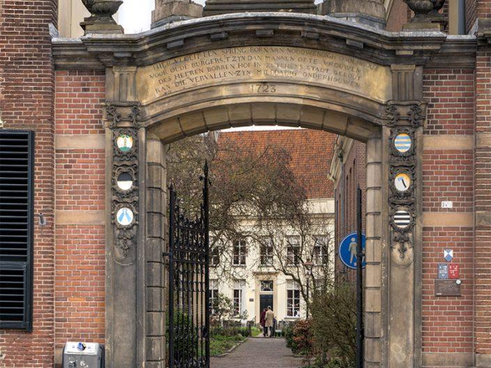Oude Bornhof Zutphen