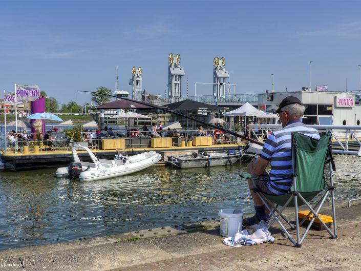 IJsselkade kampen visser