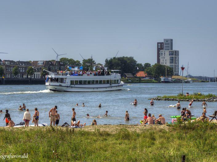 stadsfront kampen zomer strand